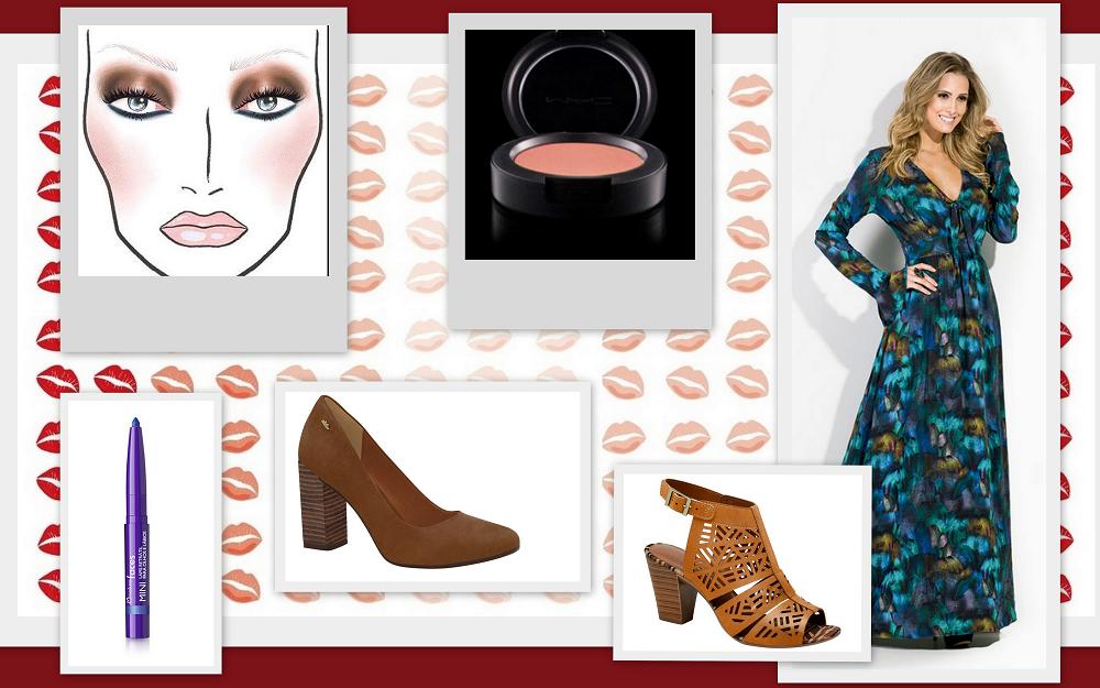 Imagens: Pinterest/ Natura/ MAC Cosmetics/Dakota/Manly