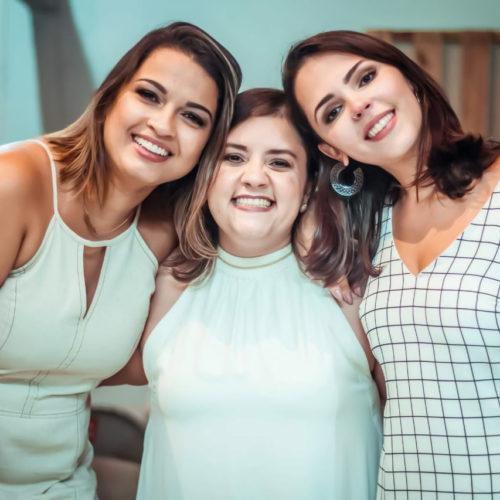 Dinda Camila, Mamãe Dani e Dinda Carol